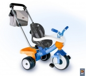 Велосипед 3-х колесный Coloma Comfort ANGEL Blue/orange Aluminium