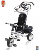 Lexus Trike original RT NEXT Deluxe высокая спинка New Design 2014 white