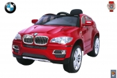 Электромобиль BMW X6 12V R/C red metallic