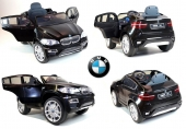 Электромобиль BMW X6 12V R/C black metallic