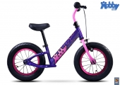 Велобалансир+беговел Hobby-bike RT original BALANCE 40 purple aluminium