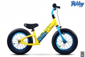 Велобалансир+беговел Hobby-bike RT original BALANCE 40 yellow aluminium