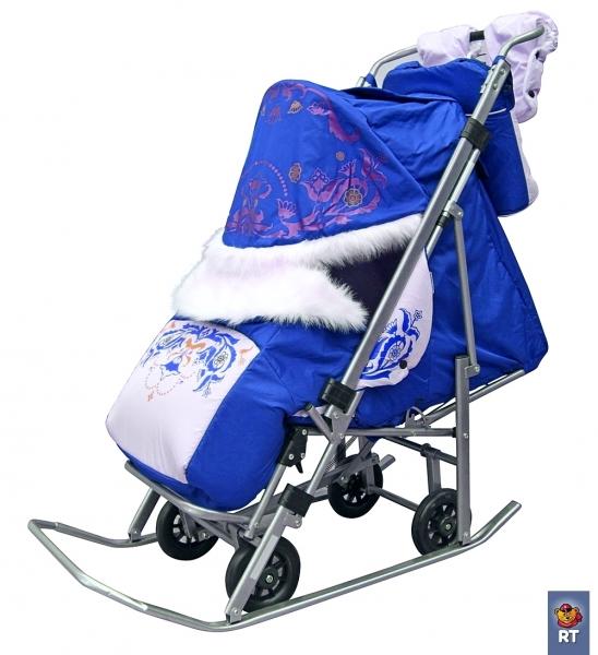 Где купить санки коляску в москве