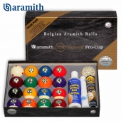 Шары Aramith Tournament Value Pack Pool Ø57,2мм