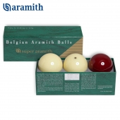 Шары Super Aramith Traditionnel Carom Ø61,5мм 3 шара