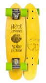 "Лонгборд Arbor WOODY 23,5"" YELLOW"