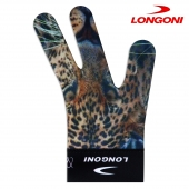 Перчатка Longoni Fancy Leopard